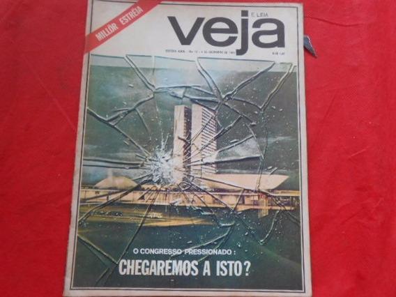 Revista Veja Nº 13 De 04 Dezembro De 1968 Rara Compre Já