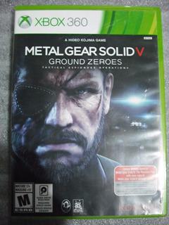 Metal Gear V 360 ¡¡¡envio Gratis!!!