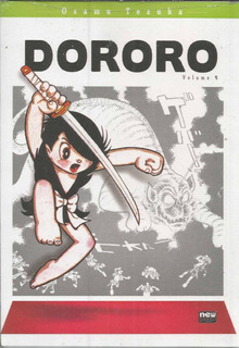 Dororo 04 Volume Final - New Pop - Bonellihq Cx340 H19