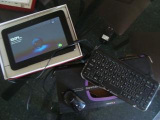 Tablet Viewsonic Sin Mouse Y Teclado