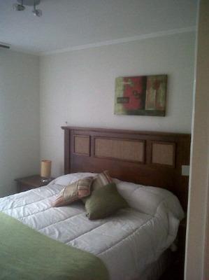 Departamento 1 Dormitorio Stgo-centro Desde 25.000