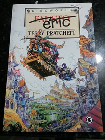 Livro Fausto Eric - Terry Pratchett !!!