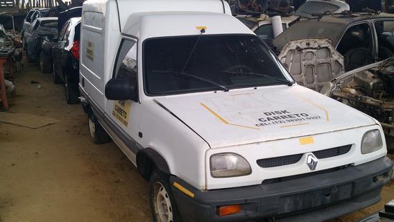 Sucata De Renault Express 1.6 Só Peças