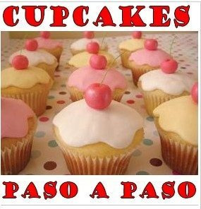 Aprende Hacer Cupcakes Y Fondant + Pack Deco Tortas Pasteles