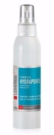 Imagen 1 de 6 de Hydrapore Loción Hidratante Con Acido Hialuronico Lidherma