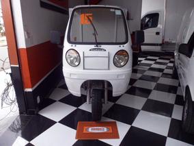 Motocar 2015 Bau 2000km Estado De Zero