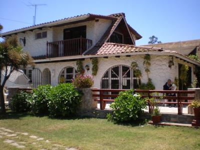 Arriendo Casa Grande El Canelo - Algarrobo (8 Dormitorios)
