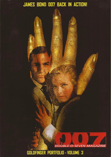 James Bond Revista Esp. The 007 Magazine goldfinger Vol 03