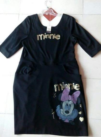 Vestido De Minnie Talla 3x