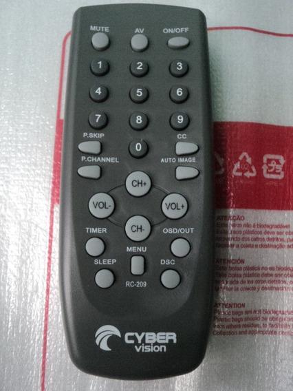 Controle Remoto Cyber Cb-2005/cb-2905/cb-2915 Original