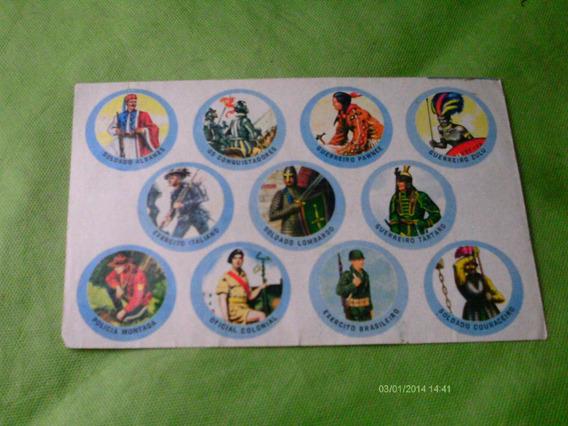 Figurinhas Mickey N. 218 - Leia O Anuncio!