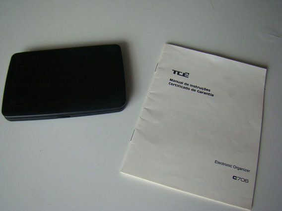Agenda Eletrônica Tce C706 2.3kb