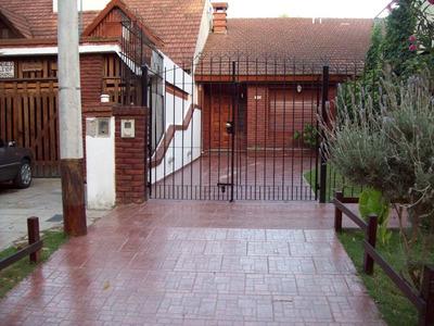 Alquiler San Bernardo Casa Duplex 6 P/ Disponible Marzo