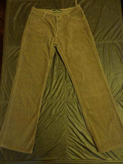 Pantalon Cardon De Corderoy Talle 40