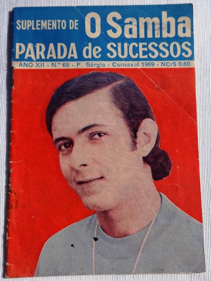 Suplemento De O Samba Nº 68: Paulo Sérgio - Carnaval 1969