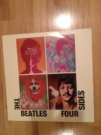 Lp Duplo The Beatles - Four Sides