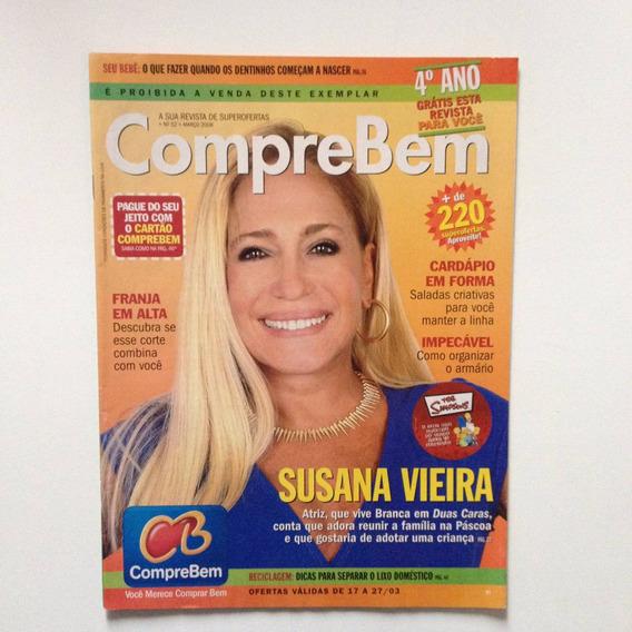 Revista Compre Bem Susana Vieira Nº52
