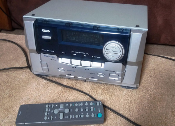 Amplificador Receiver Cce Md 3130 Tda7264 Fm/aux Controle Remoto