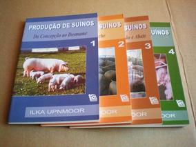 Produção De Suínos - Coleção Com 4 Títulos