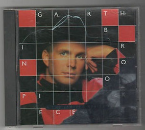 Cd-garth Brooks-in Pieces-the Limited Series-importado
