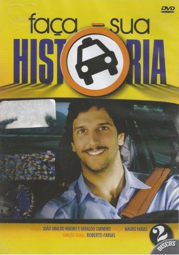 Faça Sua História - Dvd Duplo - Vladimir Brichta