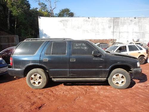 Sucata Chevrolet Blazer 2.2 Venda De Peças