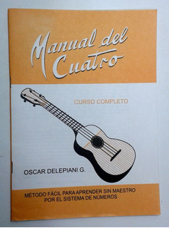 Manual Para Tocar Cuatro (digital) - Oferta 1v