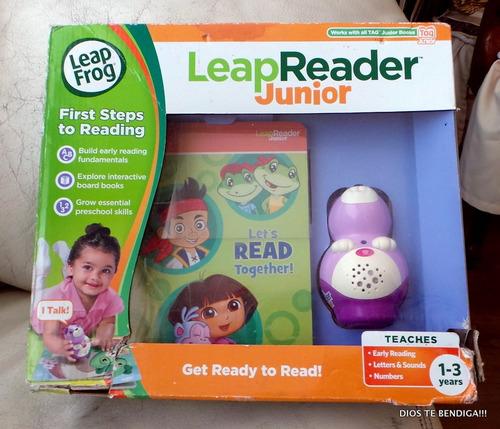 Leapfrog Leapreader Junior From Leapfrog En Ingles