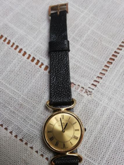 Relógio Bucherer Em Ouro 750.