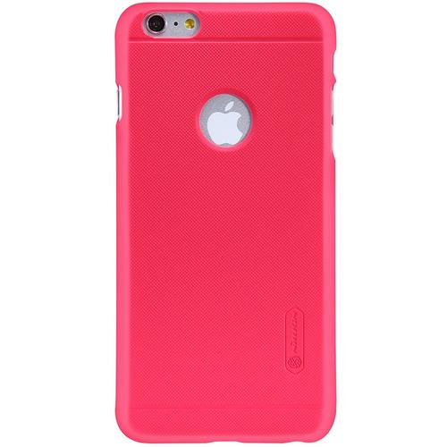 Imagen 1 de 6 de Carcasa Protector Nillkin Frosted Shield iPhone 6/6s, Rojo