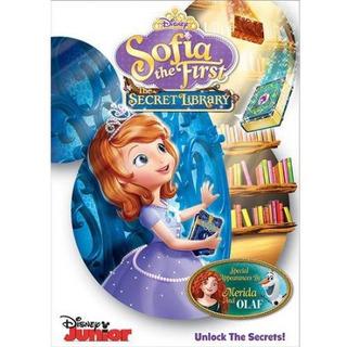 Sofia La Primera: La Biblioteca Secreta