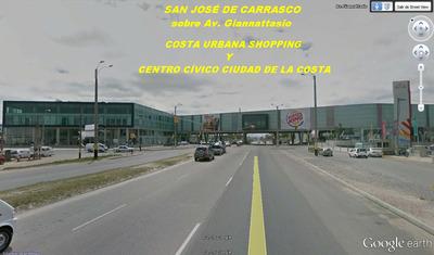 Venta De Solar 2.100 M² Muy Próximo A Costa Urbana Shopping