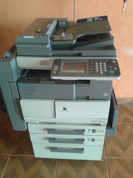 Maquina De Xerox Usada Vendo Ou Troco Em Um Caiaque Hunter