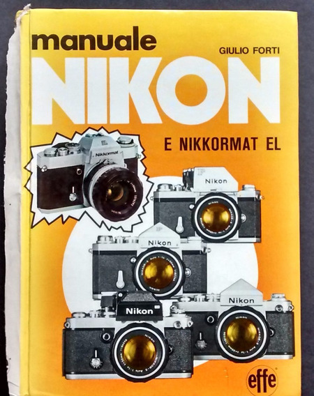 Fotografia-manual Nikon-italiano-folhas Soltas-completo-304p