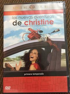 Las Nuevas Aventuras De Christine Temporada 1 Dvd Nueva