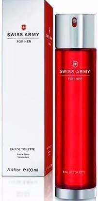 Perfume Swiss Army Original Mujer 100ml --sellado Fabrica