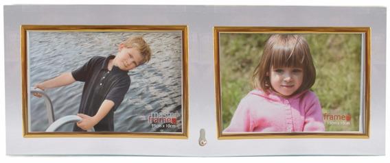 Porta Retrato 10x15 Duplo
