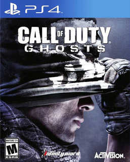 ..:: Call Of Duty Ghosts ::.. Para Ps4 A Meses Sin Intereses