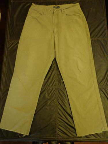 Pantalon Polo By Ralph Lauren De Gabardina Talle 34