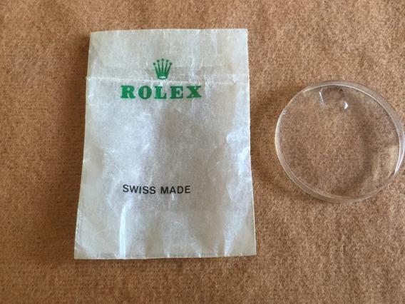 Acrílico Rolex Excelente Medindo 26mm Para Rolex 1600