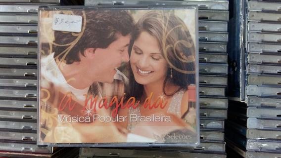 Cd Box A Magia Da Musica Popular Brasileira
