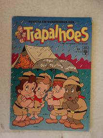 Os Trapalhões Nº 53! Editora Abril Jun 1991!