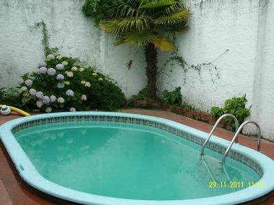 Atlantida Casa Centrica 2 Dorm. Con Piscina A 1 De La Playa