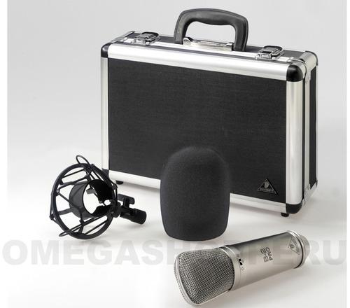 Behringer B2 Pro Microfono Condensador Diafragma Grande Pro