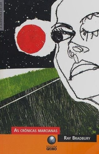 Livro As Crônicas Marcianas - Ray Bradbury - Novo Lacrado