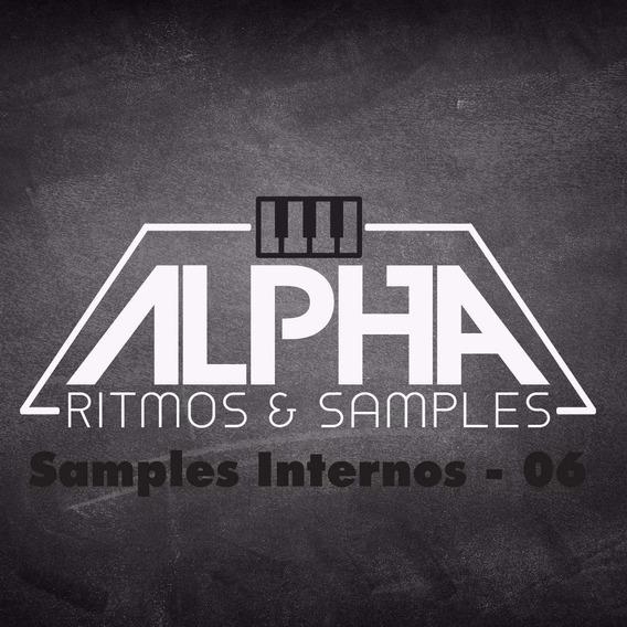 Samples Interno-06 S-670 Timbres + Ritmos - 2018