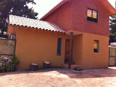 Arriendo Casa En Condominio Las Pircas Quisco Norte