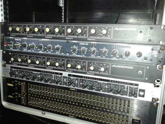 Gate Audiopro 5 Canais