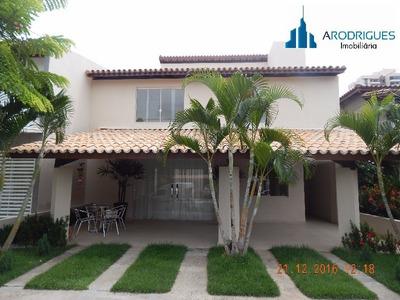 Casa Residencial Em Salvador - Ba, Piatã - Ca00148
