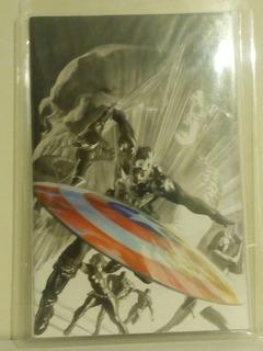 Captain America #600 Portada Variante